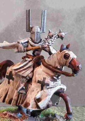 Figurines Templier