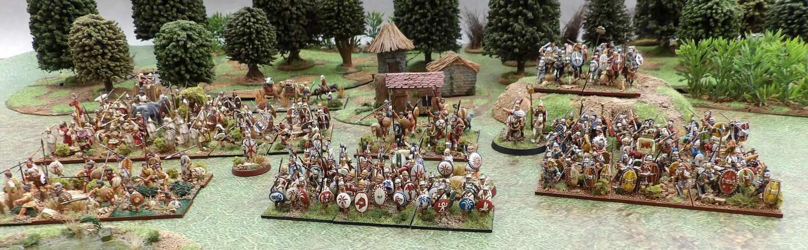 Bannerwar armée carthaginoise